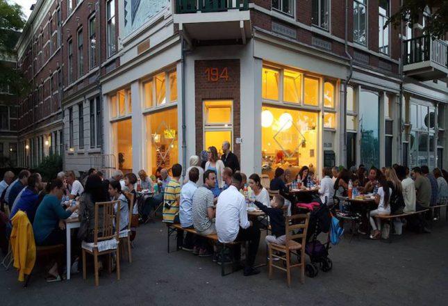 Iftar maaltijd 2018