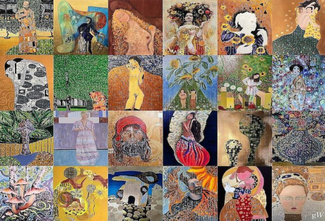 Gustav Klimt interpretaties