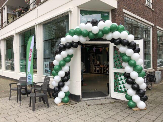 Opening Huis van de Wijk Noordereiland