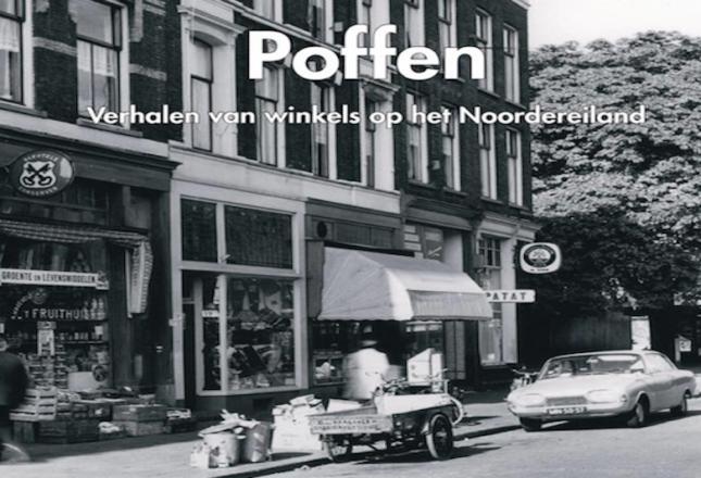 Boekpresentatie 'Poffen'